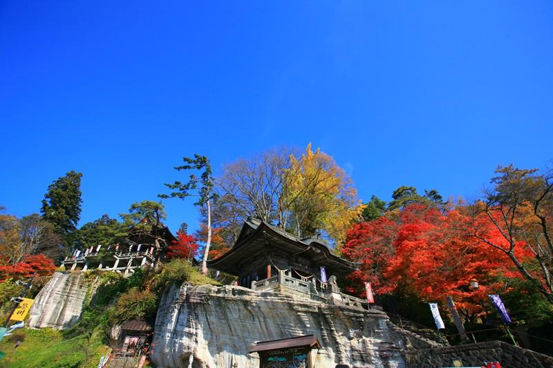 秋の円蔵寺
