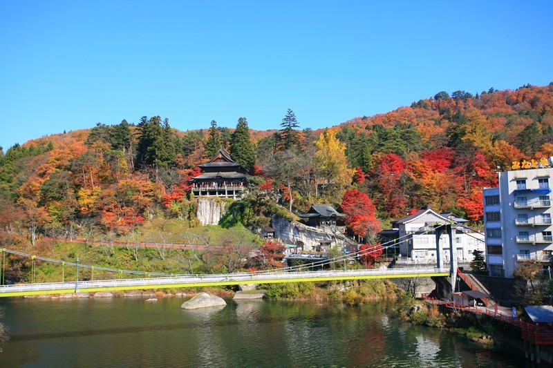 仏都・会津を代表する名刹、円蔵寺