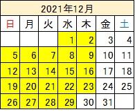 会津若松市民割12月